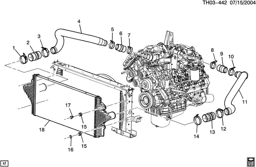 lly duramax engine sensor diagram