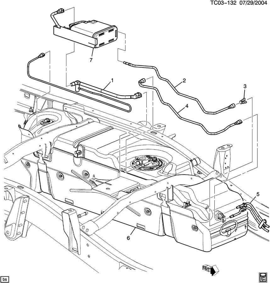1995 Tahoe Fuel Tank Lines Diagram