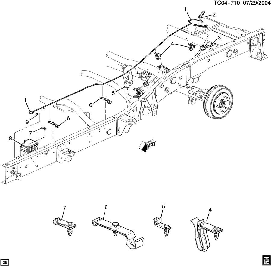 Showthread further Hummer H2 Sunroof Drain Parts Diagram as well Volkswagen Transporter T3 Type 2 1979 1992 Fuse Box Diagram in addition JS5l 10002 as well 2udiu 1995 Chevy Tahoe A C Stopped Working End. on 2001 gmc sierra brake