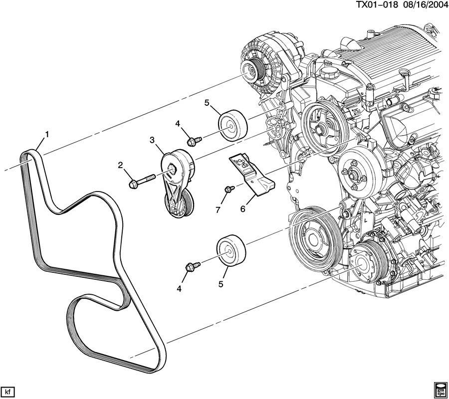 pulleys  u0026 belts  accessory drive