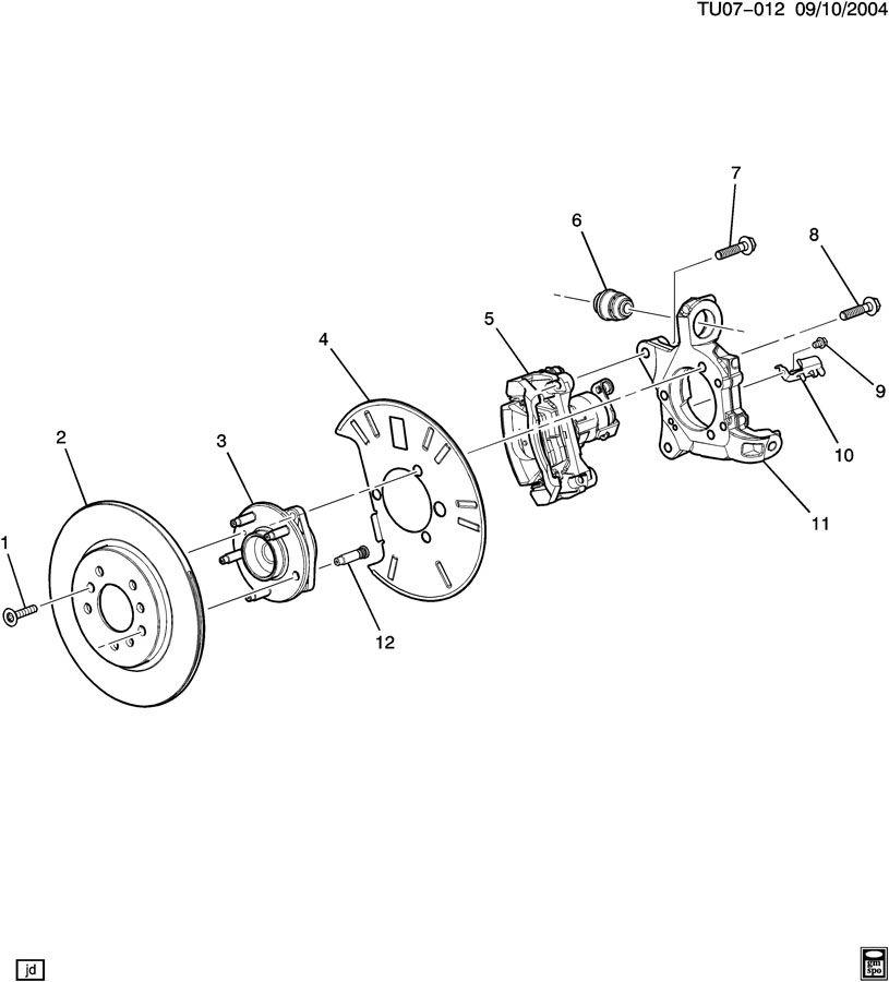 pontiac vibe suspension parts diagram  pontiac  auto