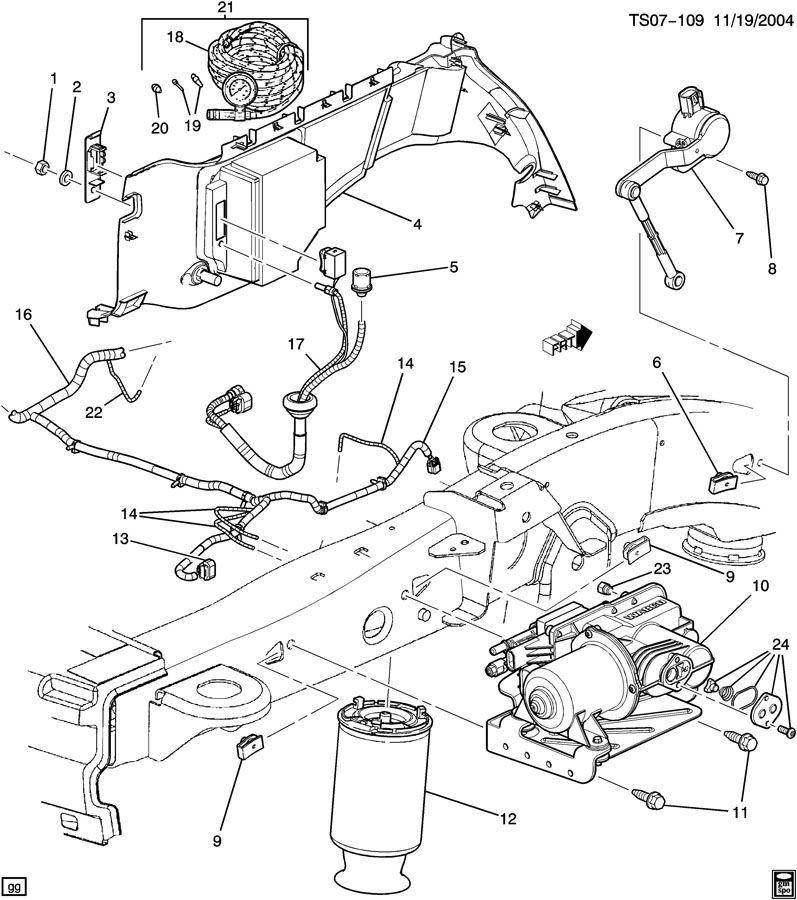 2004 Buick Rainier Engine Diagram Wiring Diagram Productive Productive Zaafran It