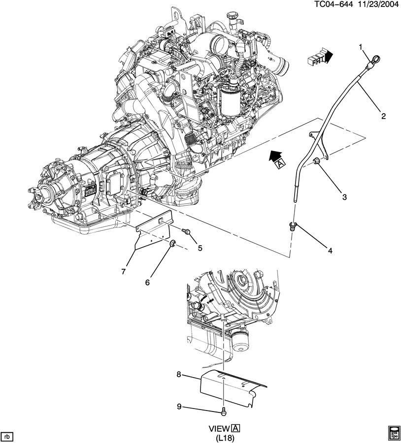 jeep commander transmission cooler lines