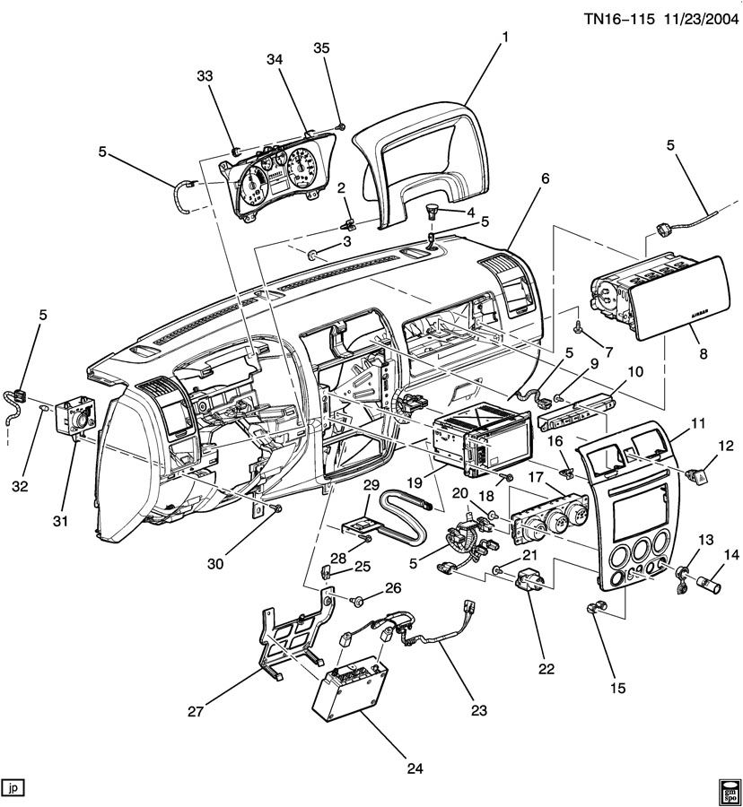 convert to hummer h3 headlight switch chevrolet colorado report this image