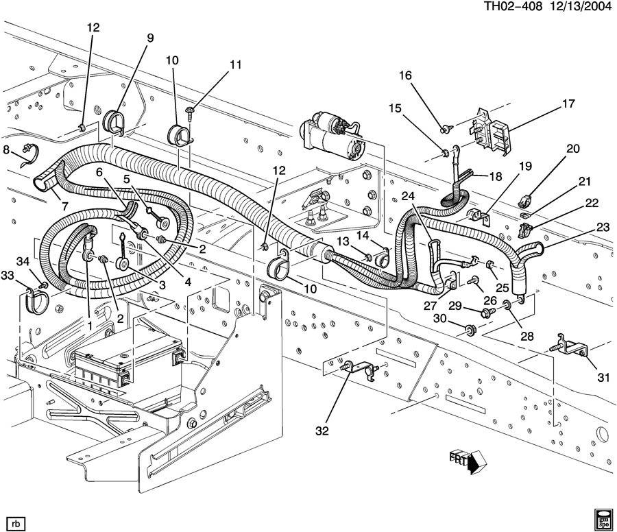041213TH02-408  Kodiak Wiring Diagram on