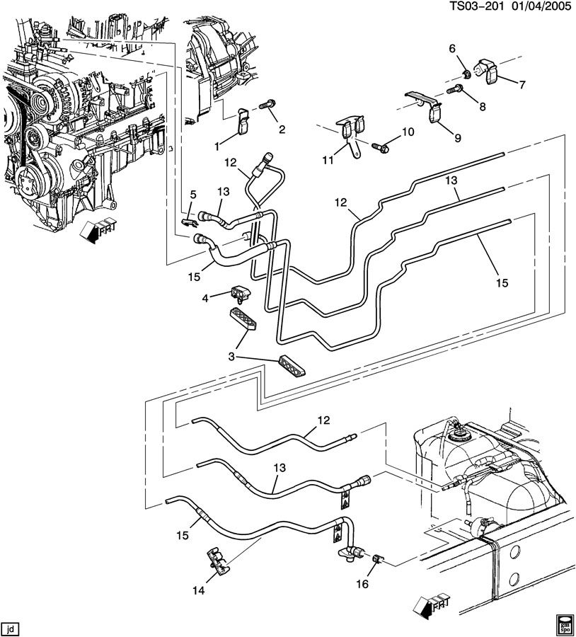 wiring diagram for 2006 trailblazer wiring discover your wiring gmc sel fuel line diagram