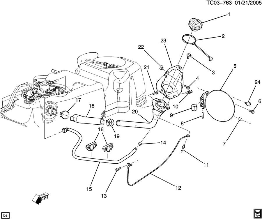 chevy s10 fuel pump wiring diagram
