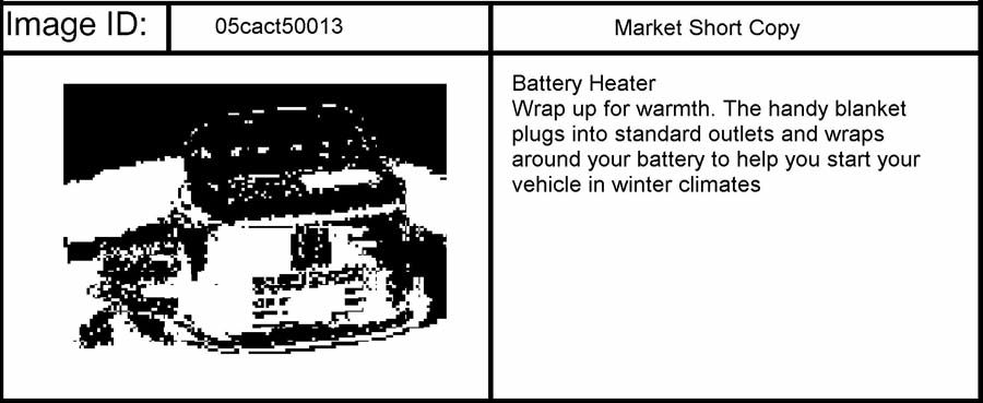 Diagram HEATER PKG/BATTERY for your 2010 Chevrolet Equinox