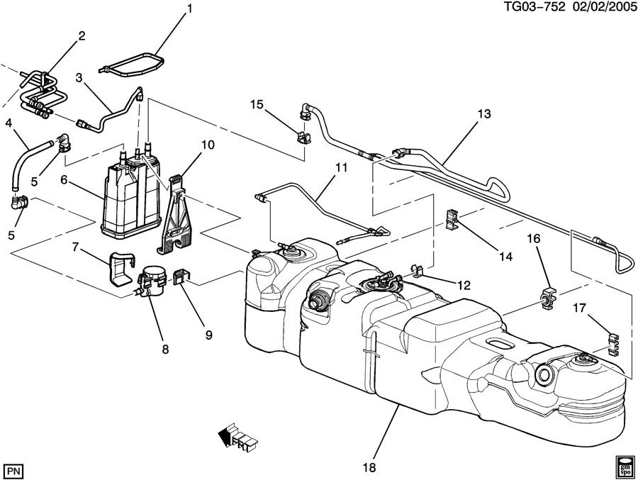 2006 chevy cobalt fuel tank diagram  2006  free engine image for user manual download