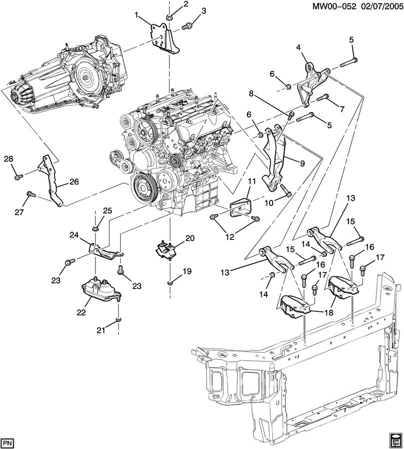 2002 chevy impala engine diagram transmission  filter