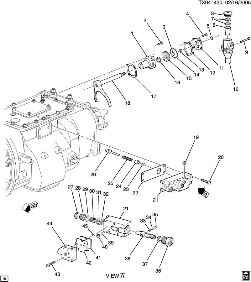 diagrams wiring   eaton super 10 transmission diagram