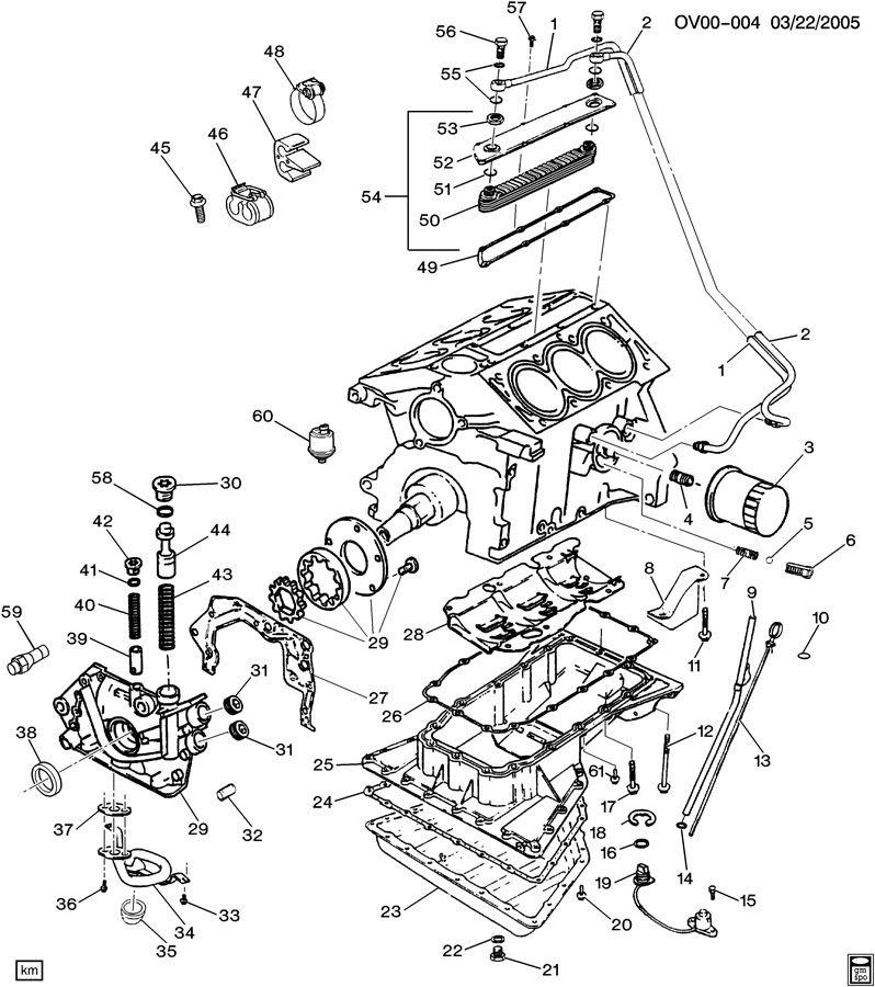 L81 Engine Diagram : 90409175 gm seal engine oil cooler pack of 10 seal ~ A.2002-acura-tl-radio.info Haus und Dekorationen