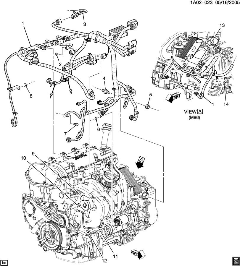 2007 Chevy 2 Engine Diagram Wiring Diagrams Schematicrh41historica94de: Gm Engine Diagrams At Gmaili.net