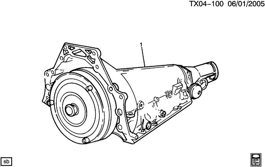 24203897     GM       Transmission    Automatic   Wholesale    GM       Parts