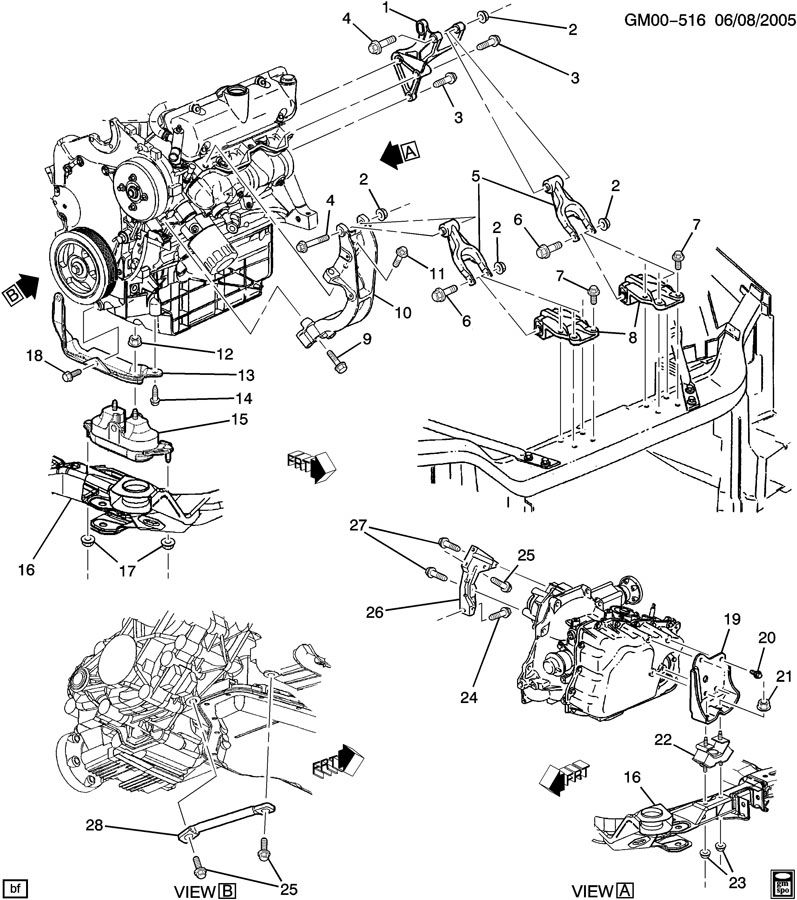 gm 3 4l v6 engine 2003  gm  free engine image for user