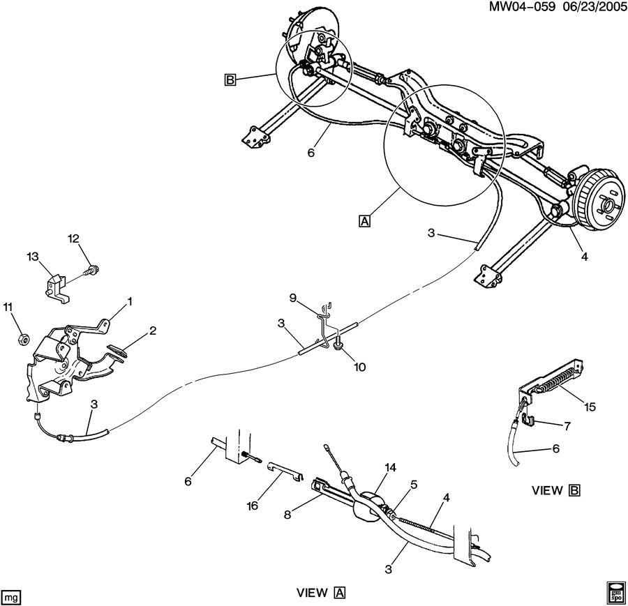 35 1999 Buick Century Brake Line Diagram