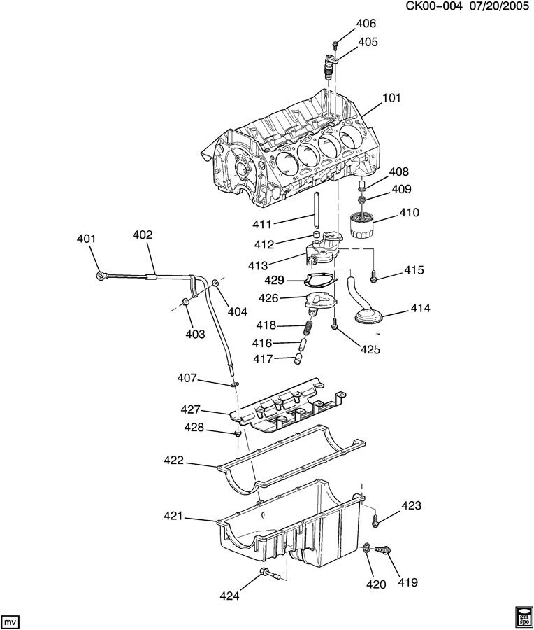 405 chevrolet engine diagram  chevrolet  auto wiring diagram