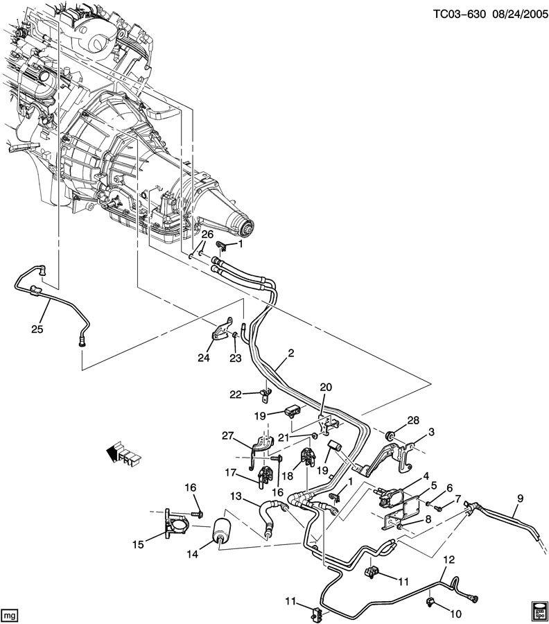 2002 Chevrolet Suburban Base Bracket  Computer Control