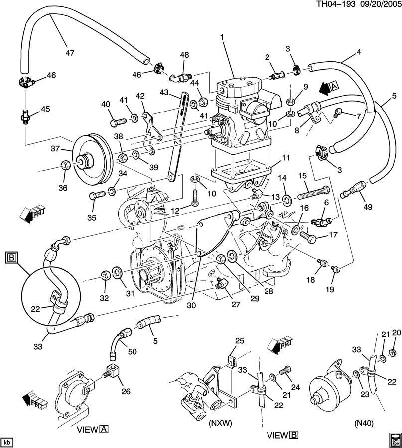15668120 gm bracket air injection reactor pump and. Black Bedroom Furniture Sets. Home Design Ideas