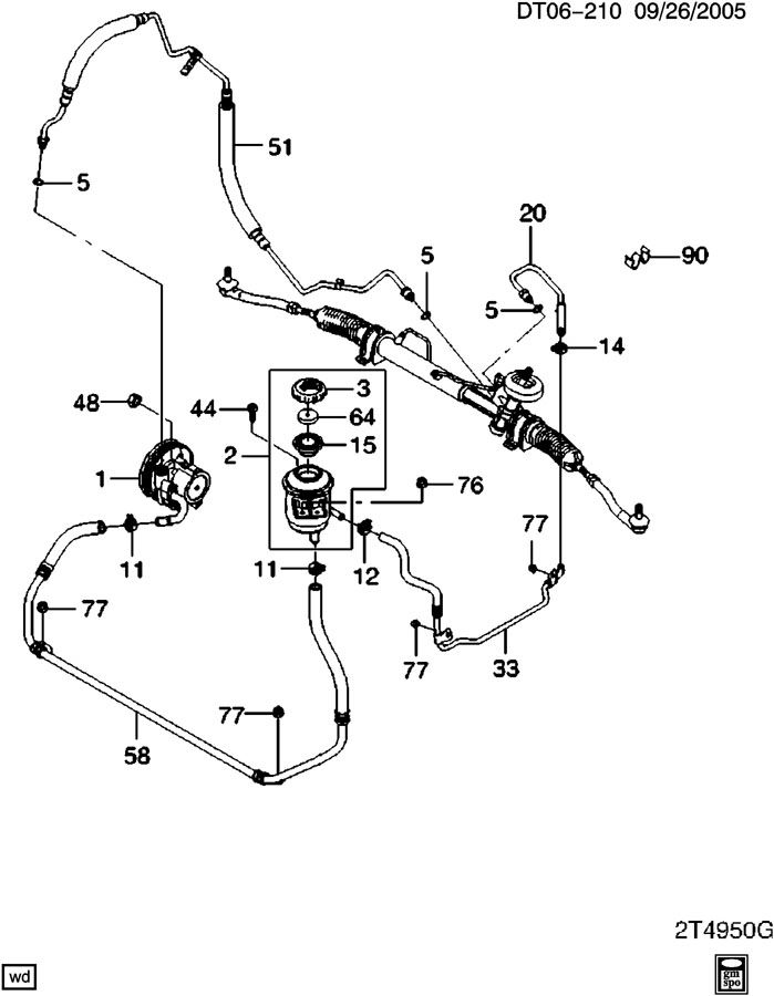 Chevrolet Aveo Nut  Chassis  Engine Wiring Harness  Engine Coolant Recovery  Engine