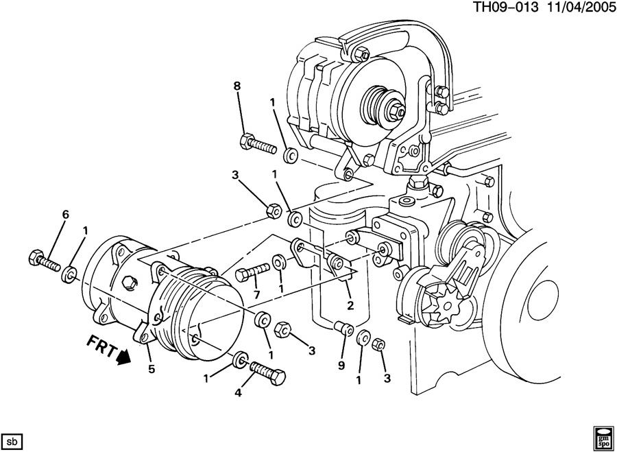 Gmc C6500 Parking Brake Diagram Com