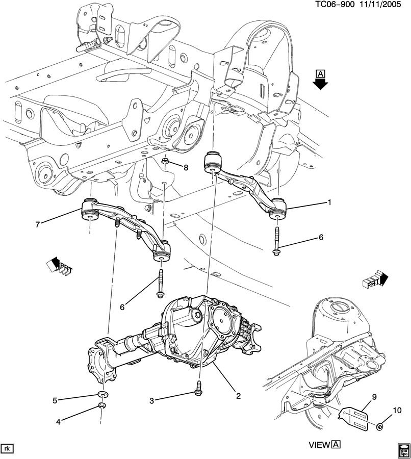 6 2l V8 Sfi Engine Wiring Diagram And Fuse Box