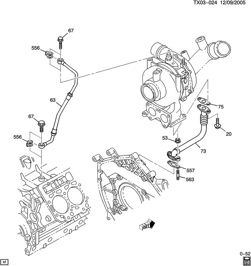 Lbz Duramax Engine Diagram 2006 Duramax Parts Diagram