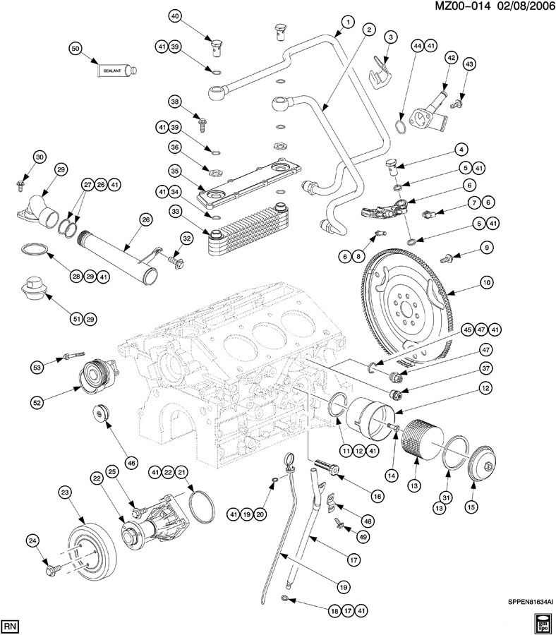 Geo Tracker Heater Diagram as well Saab 9 3 Engine Coolant Sensor furthermore 1997 Buick Lesabre Fuel Line Diagram additionally RepairGuideContent together with Saturn Vue 3 5 2012 Specs And Images. on saturn relay thermostat location