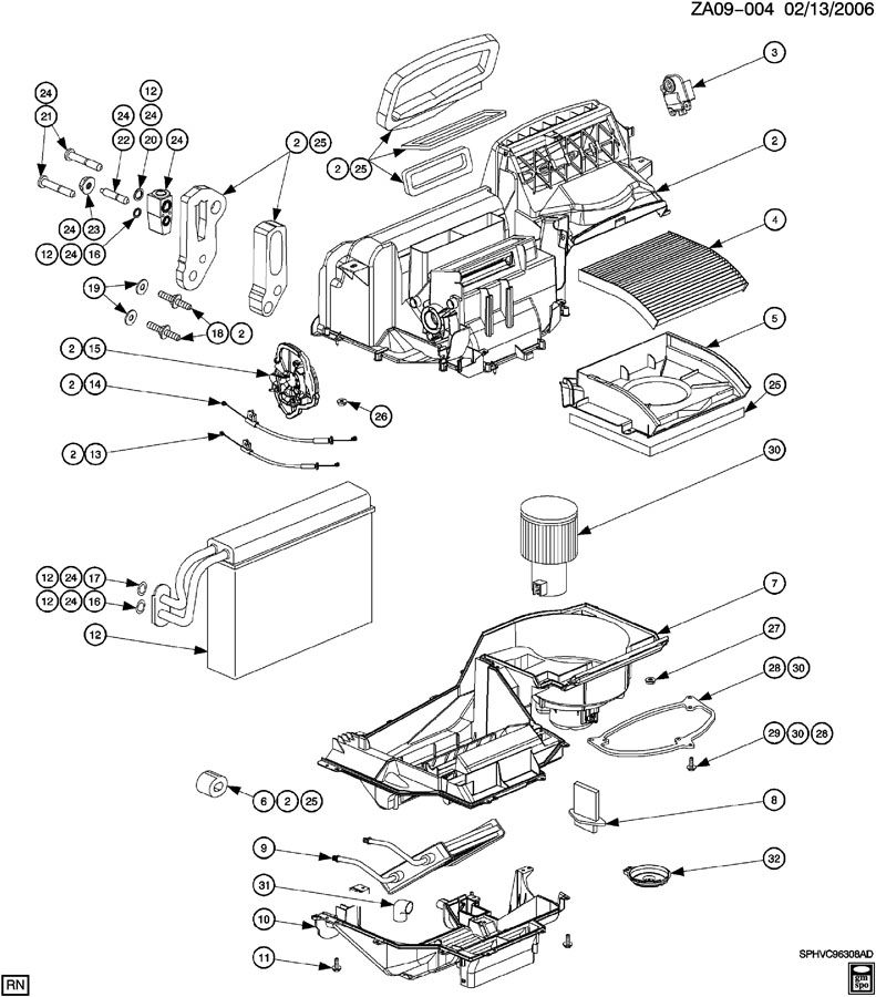 2003 Saturn Ion Engine Diagram