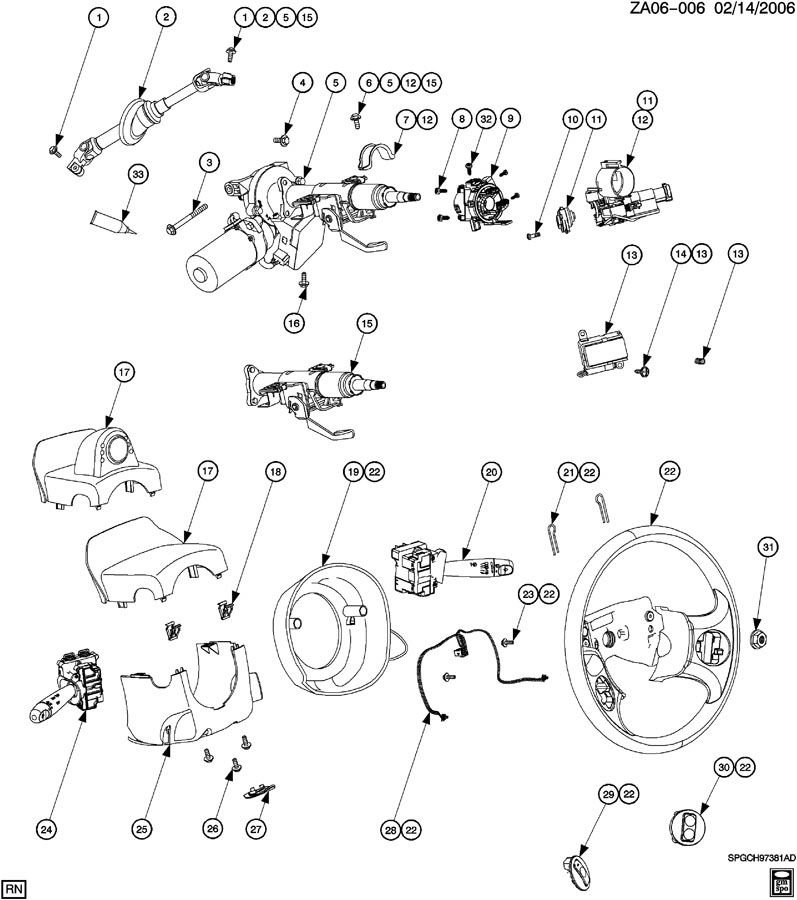 saturn ion steering system  u0026 related parts