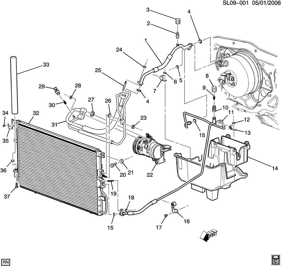 a  c refrigeration system