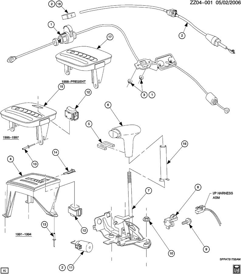 saturn sl2 steering column diagram html