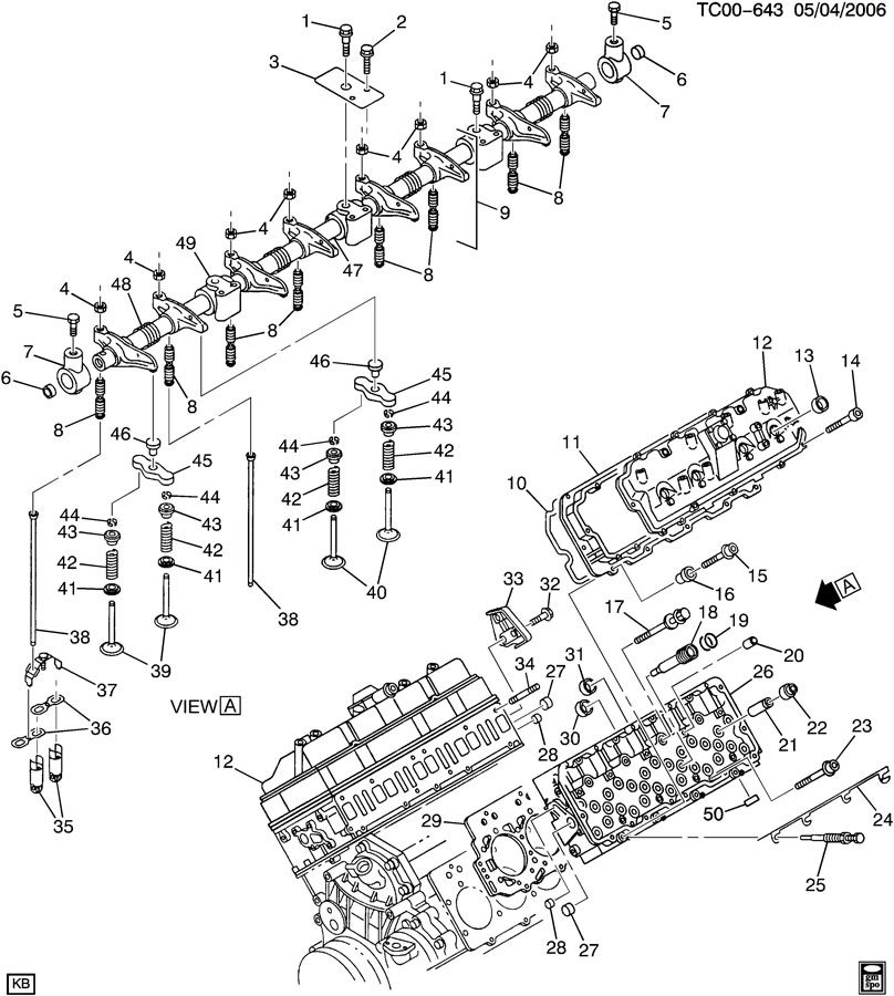 Lly Duramax Engine Diagram Com