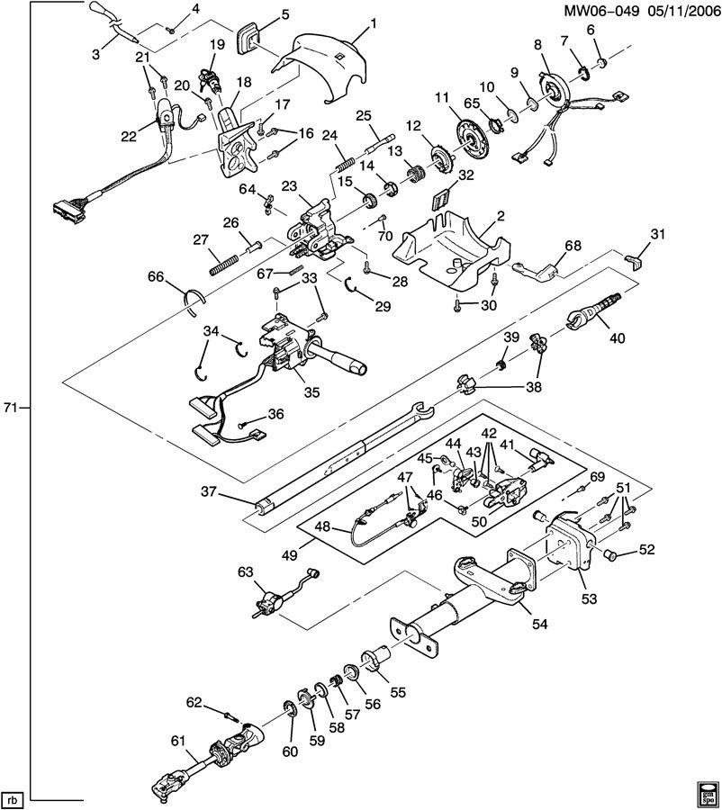 Buick Century Control  Transmission Shift  Transmission