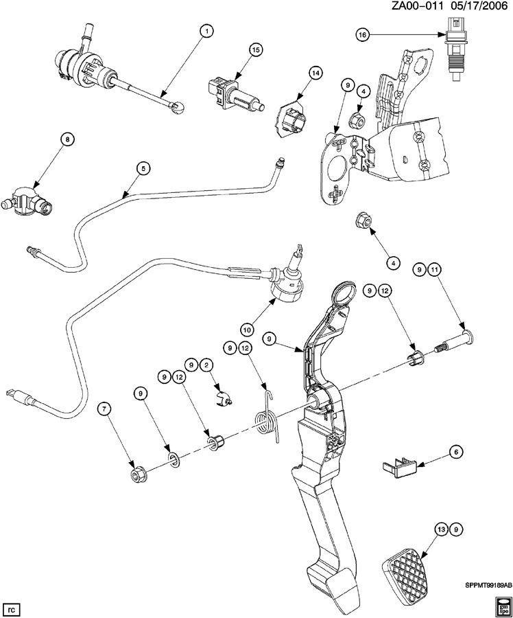 clutch pedal cylinders. Black Bedroom Furniture Sets. Home Design Ideas