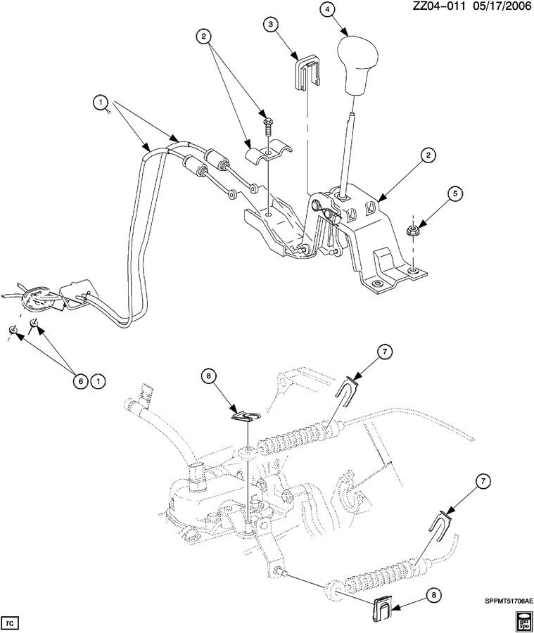 2002 Sc2 Manual Shifter Help Needed