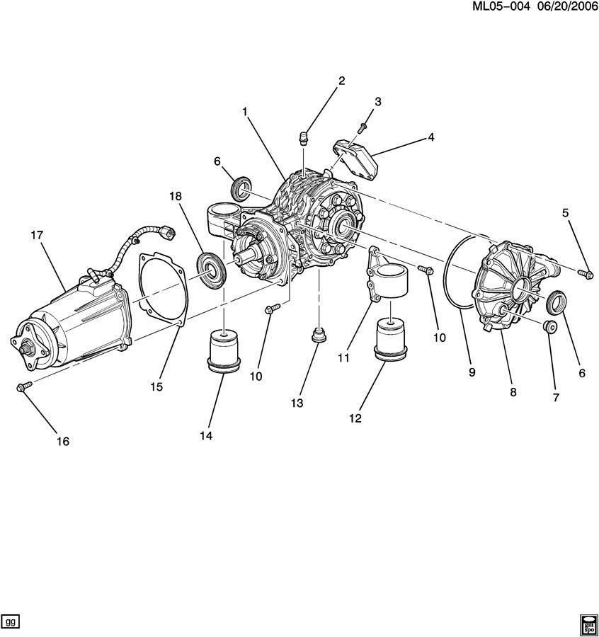 jaguar xk8 transmission diagram