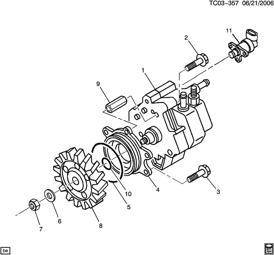 2001 Lb7 Fuel Pressure Regulator Diagram Great