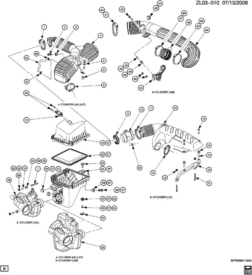 2002 saturn l300 fuel filter location