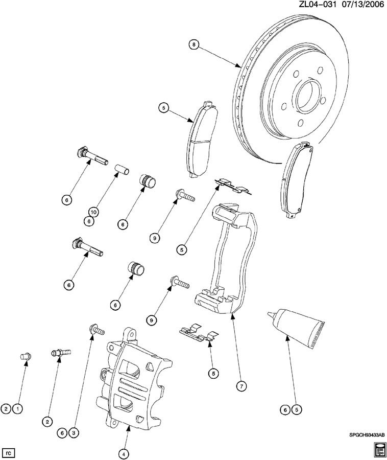 service manual  how to bleed brakes on a 2005 saturn ion