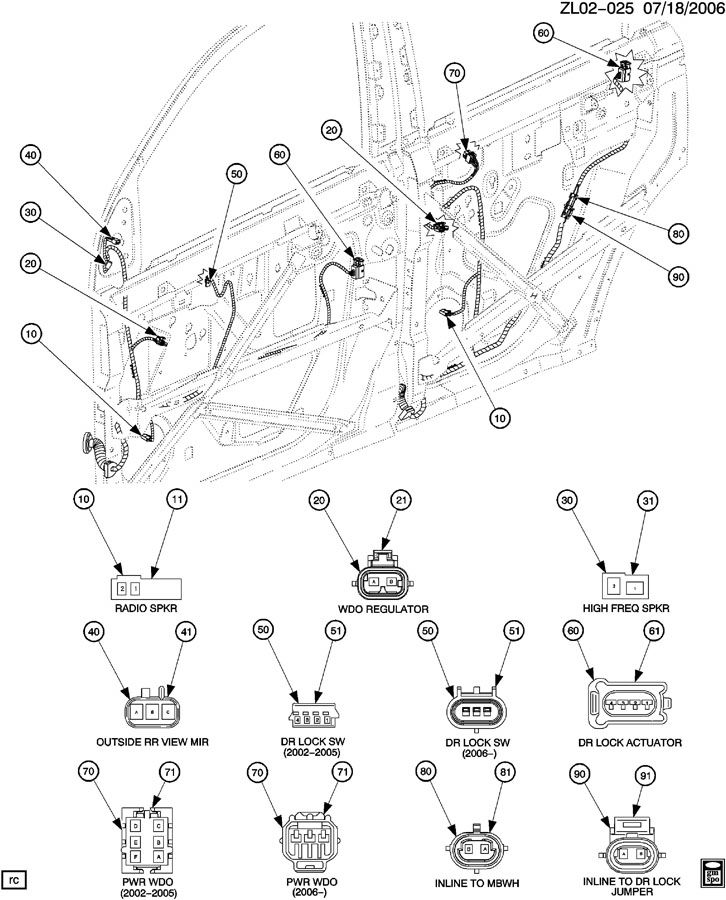 saturn vue rear door parts diagram  saturn  free engine