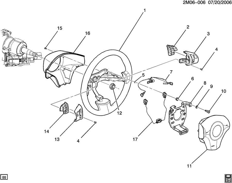 steering wheel  u0026 horn parts