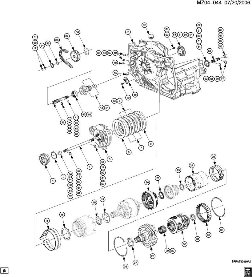 gm performance parts for cadillac