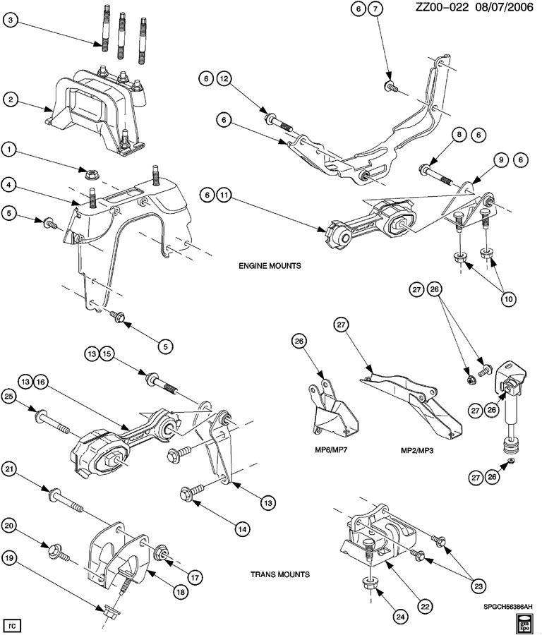 need advice on top engine mount