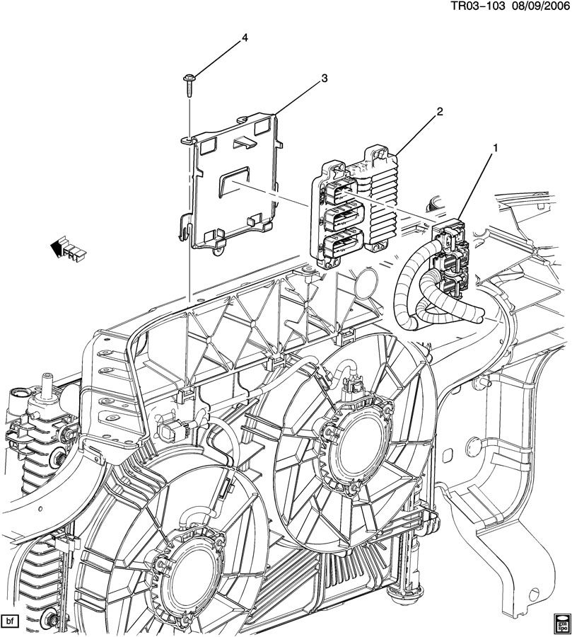 e c m  module  u0026 wiring harness