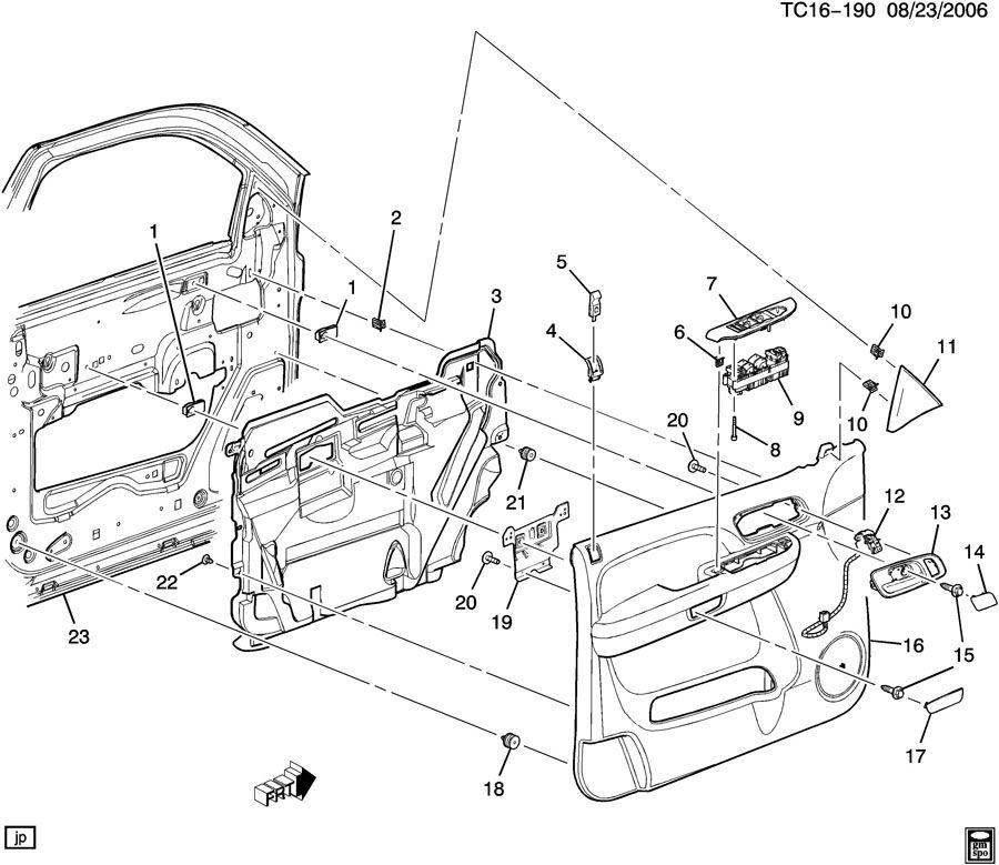 GMC    Sierra Cover    Door    inside assist handle Pkgsltintr  25897908   Wholesale GM    Parts    Online