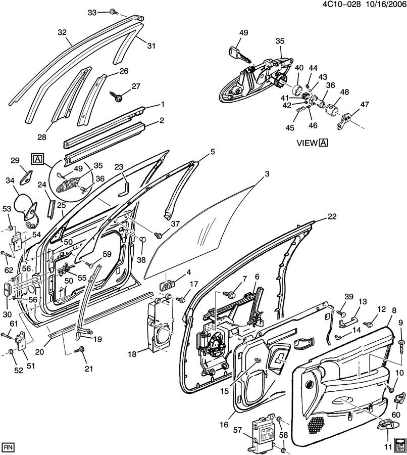 2002 buick century door parts diagram  2002  free engine image for user manual download