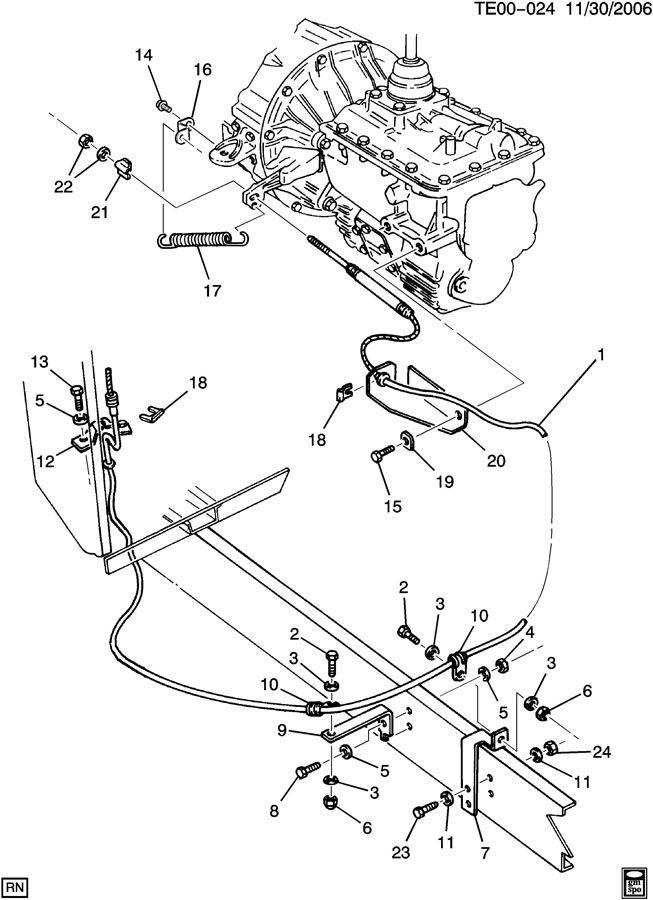 15043653 gm spring engine clutch release fork pack of. Black Bedroom Furniture Sets. Home Design Ideas