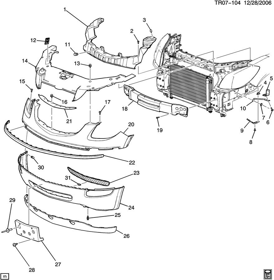 buick enclave parts diagrams html