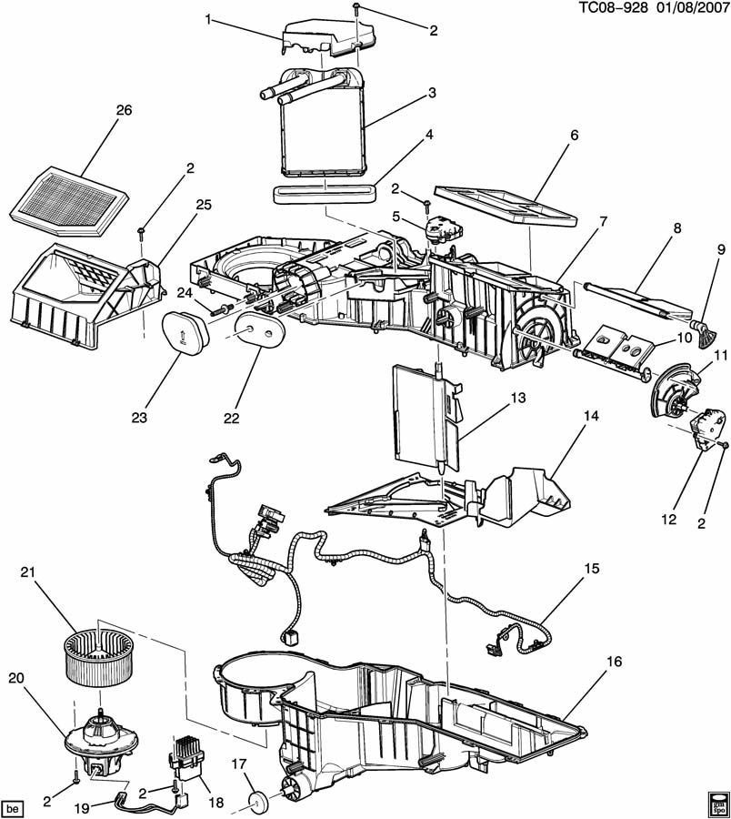 1999 S10 Zr2 Engine Diagram